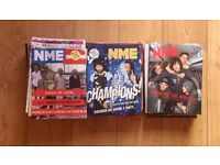 NME magazine collection from 2016 - current week