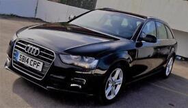 2014 Audi A4 Avant 2.0 TDI SE Technik Avant 5dr