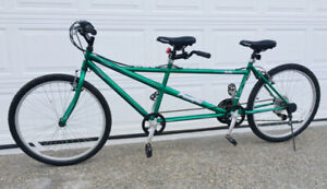 New - Pacific Dualie Tandem Bicycle