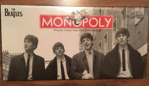 MONOPOLY  The Beatles special edition NEW still sealed