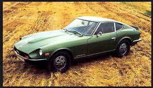 WANTED! Datsun 240z