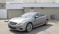 2008 Infiniti G37s Coupe (2 door) *Financing Available*