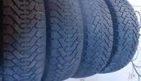 185/60 R15 (4) Goodyear Nordic winter tires