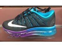 Nike AirMax trainers new in box 2016 be quick