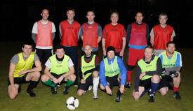 SE1 Football 6-a-side on Tuesday Evenings
