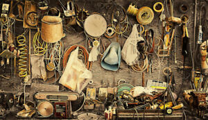 Tools & other items