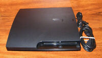 Selling 320GB PS3 Slim Console with controller and a game !!