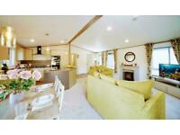 Lake front Lodge For Sale Cambridgeshire Lincolnshire Near Norfolk,99 year lease