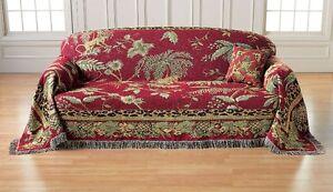 Escape to Paradise Sofa Throw, New