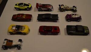 Hot Wheels set of 10 Mystery cars from 2006 - All $20,00