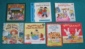 Back to School Books for the Primary Reader