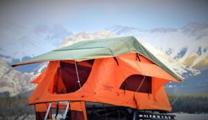 Roof Top Tent.  3 person rocky mountain xplorer