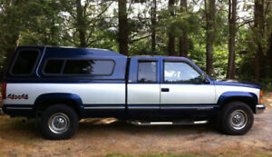 1994 Chevrolet Silverado 2500 6.5 Turbo Diesel Pickup