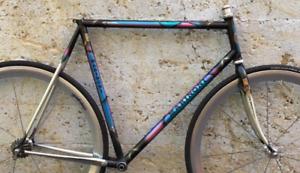 Marinoni Extra Leggero Road Bike Frame Columbus 57