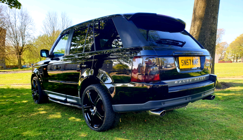 RANGE ROVER 3 6 TDI SUPERCHARGED FOR SALE or SWAP  | in Aberdeen | Gumtree