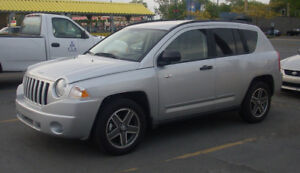 2008 Jeep Compass - Certified and e tested