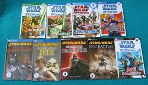 Star Wars Level 2-4 Readers Clone Wars by DK