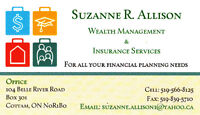 Investment Advisor, Life Insurance Advisor , RRSP, TFSA, RESP