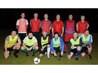 SE1 Football 7-a-side on Tuesday Nights