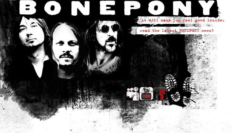 Bonepony - Stomp Revival - cassette tape