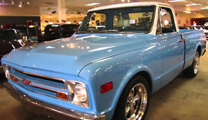 1967 Chevrolet C10 Pickup Truck Cab Wanted
