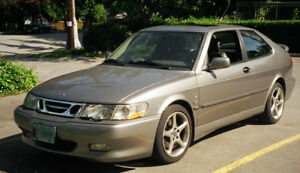 2002 Saab 9-3 Viggen Coupe (2 door)