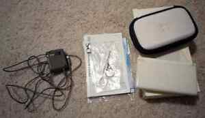 White Nintendo DS Lite with case and charger. Great condition!