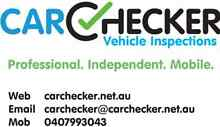 Carchecker used vehicle inspections West Perth Perth City Preview