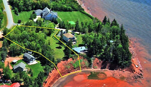 Stratford - Exec Waterfront Homesite Overlooking Keppoch Beach