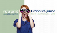 Graphiste Junior