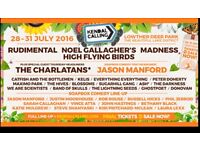 KENDAL CALLING-wkend with camping tickets £100