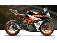 NEW 2019 KTM RC390 A2 9.9% APR Supersports RC 390 390cc 390RC