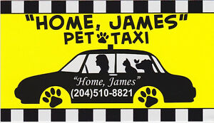 Pet Taxi and Pet Care Services