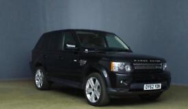 2012 Land Rover Range Rover Sport 3.0 SD V6 HSE (Luxury Pack) 4X4 5dr