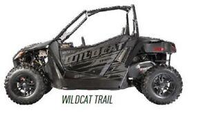 2017 Arctic Cat Wildcat Trail SE