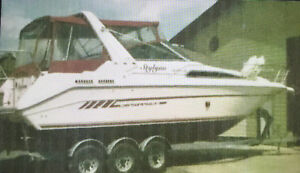 For Sale 29' Sea Ray Sundancer fishing boat