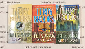 """""""The Voyage of the Jerle Shannara"""" by: Terry Brooks"""