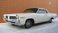 1964 Pontiac Parisienne Convertible *Fully Restored, Clean!* Calgary Alberta Preview