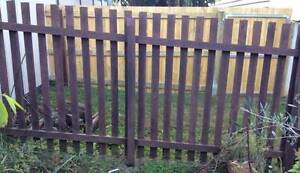 Wood fence Silkstone Ipswich City Preview