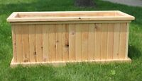 FLOWER BOX for your deck or entrance