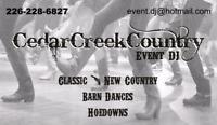 Country Wedding & Event DJ