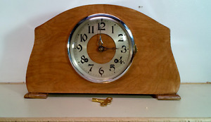 horloge antique clock  New Haven Cathedral gong 1930-1940