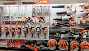 STIHL DEALER FALL SAVEINGS AT ADVANCED SMALL ENGINES