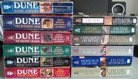 Sci-fi and fantasy series