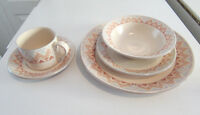 Southwest Style 20 Piece Stoneware Dinner Set