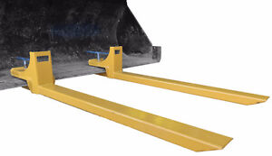 clamp to bucket PALLET FORKS, 2 sizes available, FREE SHIPPING St. John's Newfoundland image 6