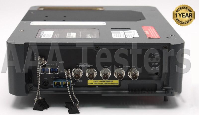 Exfo Ftb-8010 2.5 Gig Sonet / Sdh Module 4 Ftb-400 Ftb-8000 Ftb-8010-13-15 Oc-48