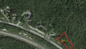 Southridge Road Rothesay NB - Very Private Lot for Sale