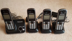 Panasonic 6.0 DECT Cordless Phones