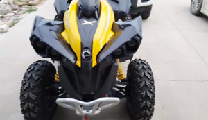 Can-Am Renegade XXC 1000, Very Low Km